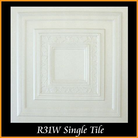 Styrofoam Glue Up Ceiling Tiles by R31w Antik White Decorative Styrofoam Glue Up Ceiling