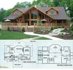 Top Photos Ideas For Log Cabin Floor Plans With Basement by 25 Best Ideas About Log Cabin Floor Plans On