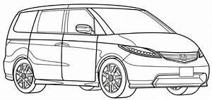 honda civic coloring pages With honda ridgeline car