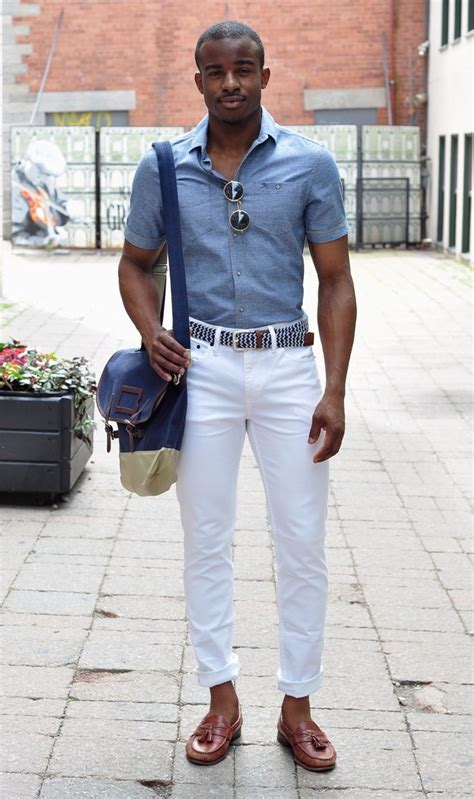 12 Cool White Menu2019s Jeans For Summer u0026 How To Style | The Jeans Blog