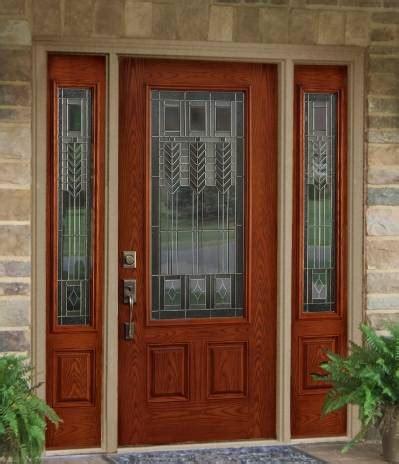 Fiberglass Front Doors by Entry Doors With Sidelights Fiberglass Entry Doors With