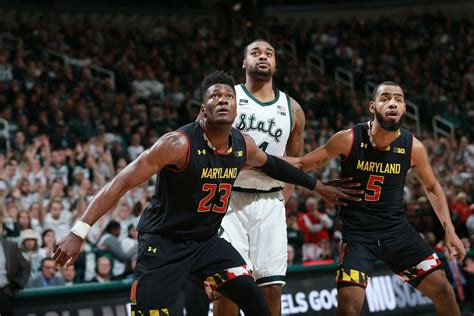 maryland basketball  illinois game time tv channel