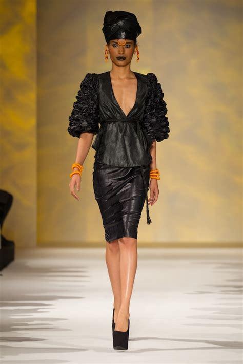 black fashion week paris 2012 adama paris ciaafrique
