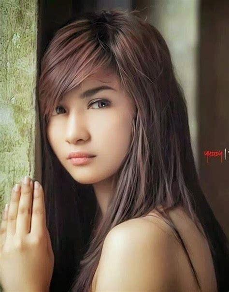 kumpulan foto selfie model cantik siva aprilia blogkitabay