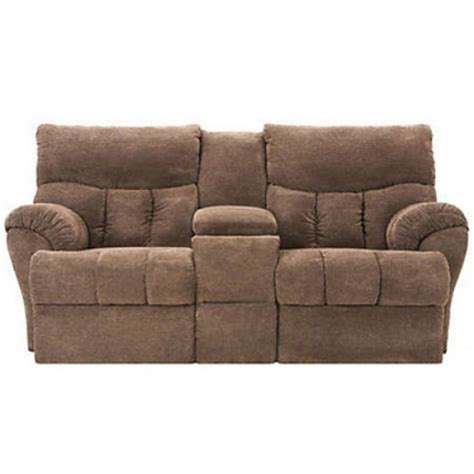 Furniture Loveseat Recliners by Southern Motion Re Fueler Reclining Sofa Console
