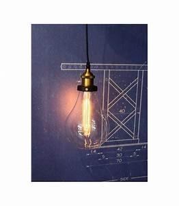 Suspension Ampoule Vintage : suspension plafond vintage avec 6 ou 10 pendants style vintage industriel pour ampoule ~ Teatrodelosmanantiales.com Idées de Décoration