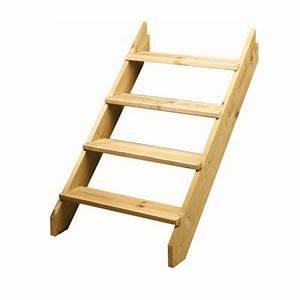 Escalier 4 Marches : escalier 4 marches castorama ~ Melissatoandfro.com Idées de Décoration
