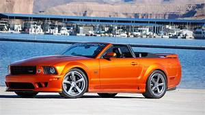2008 Ford Mustang Saleen S302E Extreme Convertible - CLASSIC.COM