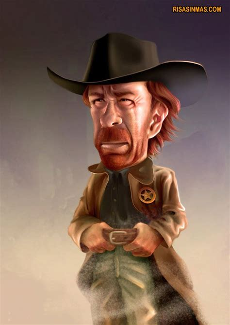 chuck norris caricatures caricature texas walker cartoon movie celebrity faces ranger funny drawing stars star memes meme male rangers character