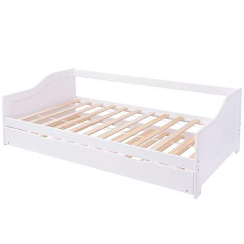 canapé lit bois la boutique en ligne vidaxl canapé lit de jour bois de pin