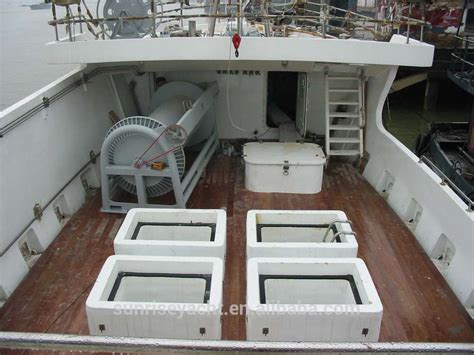 Longline Fishing Boat Design by 28m Fiberglass Longline Tuna Fishing Boat Ocean Going