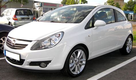 Opel Corsa 1 2 by Opel Corsa 1 2 2008 Auto Images And Specification