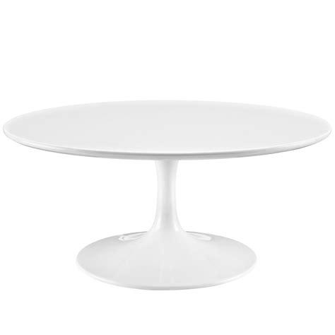 round pedestal coffee table lippa modern 36 quot round pedestal coffee table with