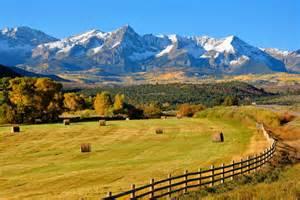 Ridgway Ouray Colorado