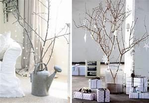 Branche De Bois Deco : d corations de no l fait main avec la nature bnbstaging le blog ~ Teatrodelosmanantiales.com Idées de Décoration