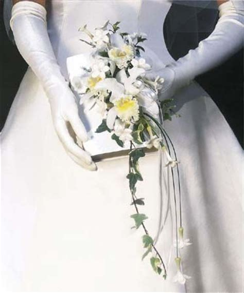 maid  honor bouquet   daddys bible decorated