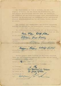 Hitlers political testament personal will and marriage for Documents in the national archives