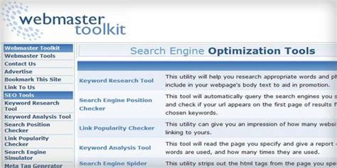 Best Search Engine Optimization Tools by Best Seo Tools And Search Engine Optimization