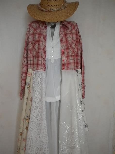 shabby chic clothing for upcycled clothing shabby chic mori girl by ecofriendlycouture