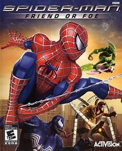Spider Man Friend Or Foe Spider Man Films Wiki Fandom