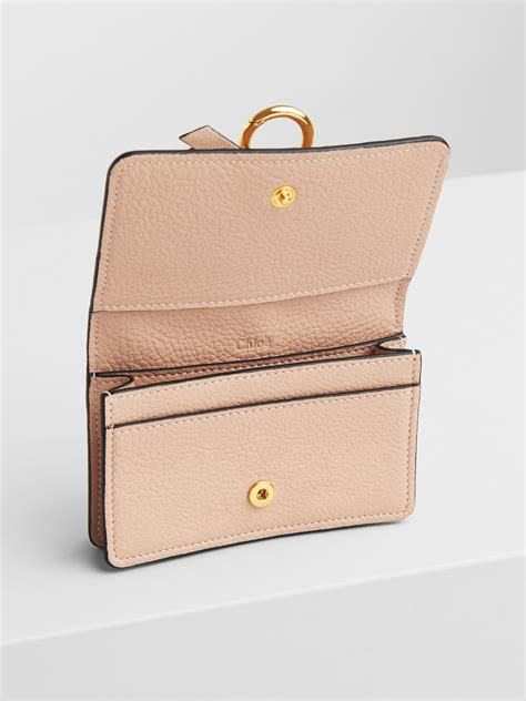 There was an article about carte blanche a couple of years ago in a business magazine or the journal. Alphabet Card Holder With Flap In Small Grain & Smooth ...