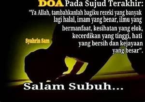 Salam Subuh | I... Salam Maghrib Quotes