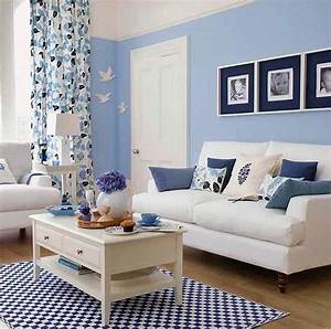 painting best light blue paint colors for classic living room With blue living room color schemes