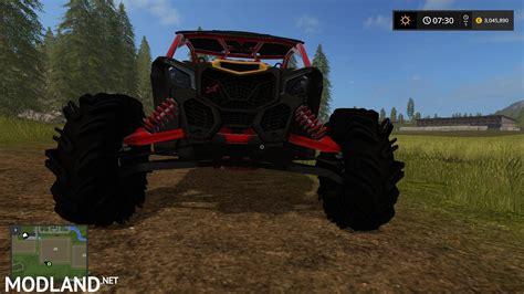 canam mavric squad edition   mod farming simulator