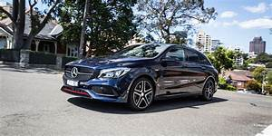 Mercedes A 250 : 2016 mercedes benz cla 250 sport 4matic shooting brake review photos caradvice ~ Maxctalentgroup.com Avis de Voitures
