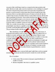 capitalism vs socialism essay     capitalism socialism and communism huffpost