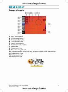 Flir T640 Instruction Manual