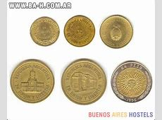 Coins and Bills in Argentina Articles about Buenos Aires