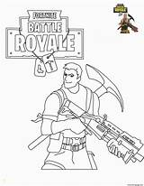 Fortnite Coloring Pages Thanos Battle Royale Print Divyajanani sketch template