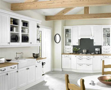 Landhausküchen  Die Populärste Art Im Küche Dekorieren
