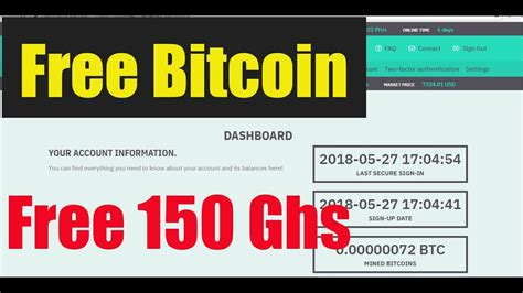 bitcoin mining without investment free bitcoin mining without investment 2018