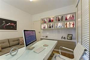 home working with style by creative living room office With home office living room ideas