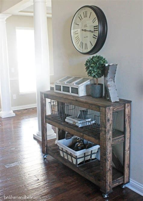 Entryway Consoles - 17 best ideas about entryway console table on
