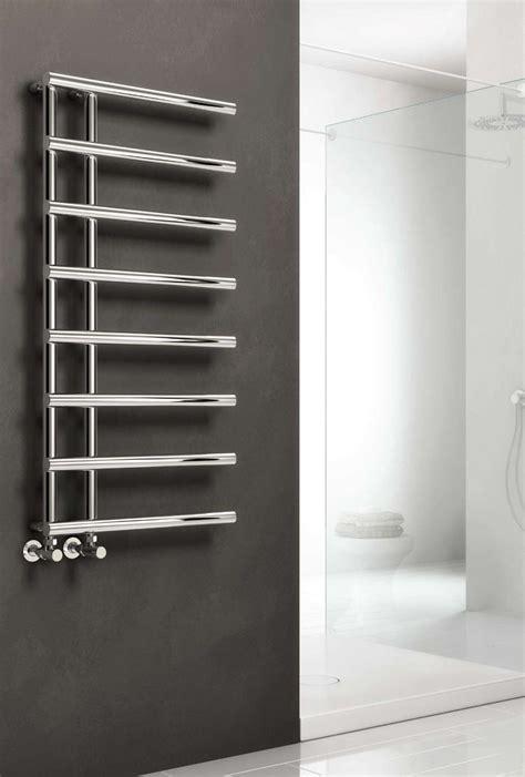 Reina Matera 8 Bar Modern Heated Towel Rail H998mm X