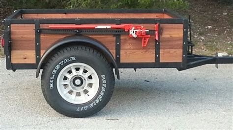 jeep cing trailer harbor freight trailer finish google search jeep off