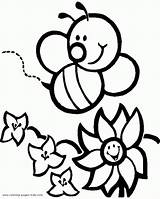 Coloring Honey Bees Bee Adults sketch template