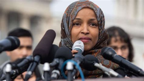 muslim congresswoman ilhan omar apologises  accusations  anti semitic remarks  national