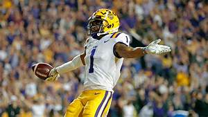 LSU, Clemson put Golden Age of wide receivers on display ...