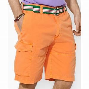 Lyst Ralph Lauren Polo Relaxedfit Corporal Cargo Shorts