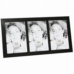 Pele Mele Photo Metal : deknudt cadre p le m le m tal pour 3 photos 6x9 9x13 10x15 13x18 ou 15x20 cm chez ~ Teatrodelosmanantiales.com Idées de Décoration