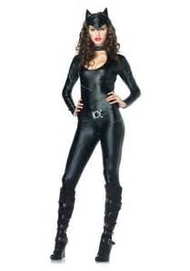 black cat costume black catsuit costume cat suit