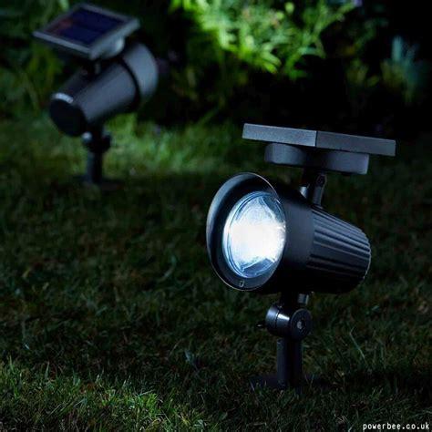 solar spot light solar landscape lighting ideas outdoor solar lights