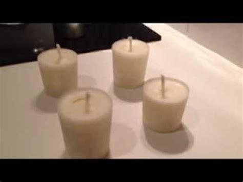 comment faire des bougies maison recette aroma zone