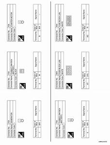 Nissan Rogue Service Manual  Power Supply Routing Circuit