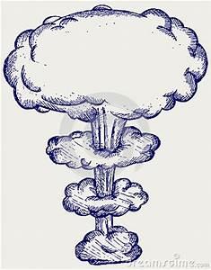 Atomic Explosion Stock Photo - Image: 30886060
