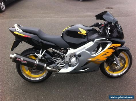 honda cbr 600 motorcycle 1999 honda cbr 600 f for sale in united kingdom